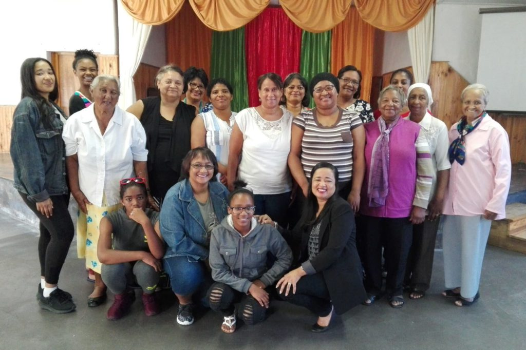 The Zion Life Ministries Ladies Class